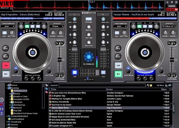 O melhor da Dance Music Anos 80/90/2000: Pack com 202 skins
