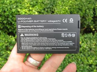 baterai hape outdoor Snopow M8