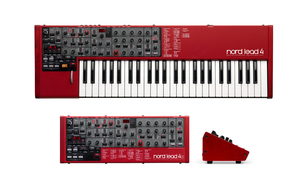 all about synths nord lead 4. Black Bedroom Furniture Sets. Home Design Ideas