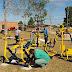 Prefeitura inicia instalação academias em vários bairros