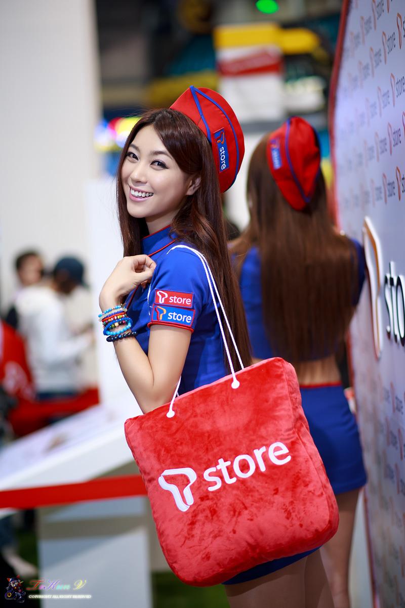 xxx nude girls: Kim Ha Eum - G-STAR 2012 [Part 2]