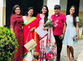 Dinakshie Priyasad Family