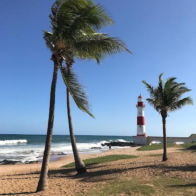 Salvador  Farol Itapuã Praias