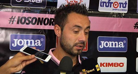 Le parole del mister rosanero alla vigilia di Palermo Juventus