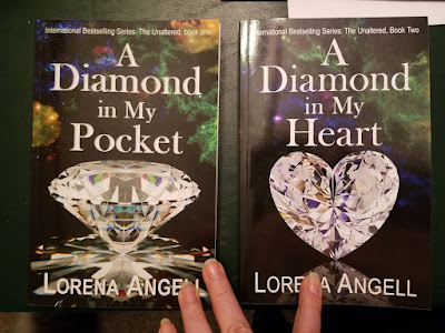 diamond in my pocket lorena angell