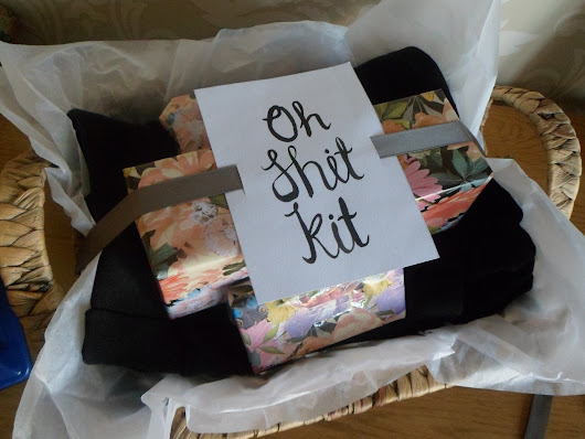 Oh Shit Kit DIY Gift