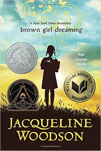 Jacqueline Woodson, books, reading, authors of color, reading recommendations, book suggestions