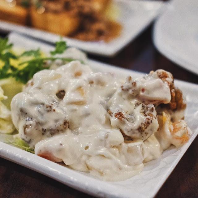 Salad Prawn