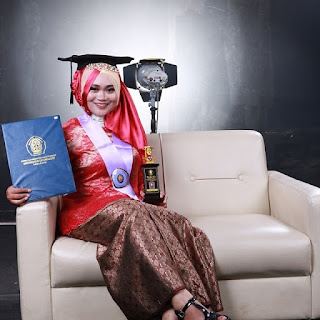Model Hijab Kebaya Simpel