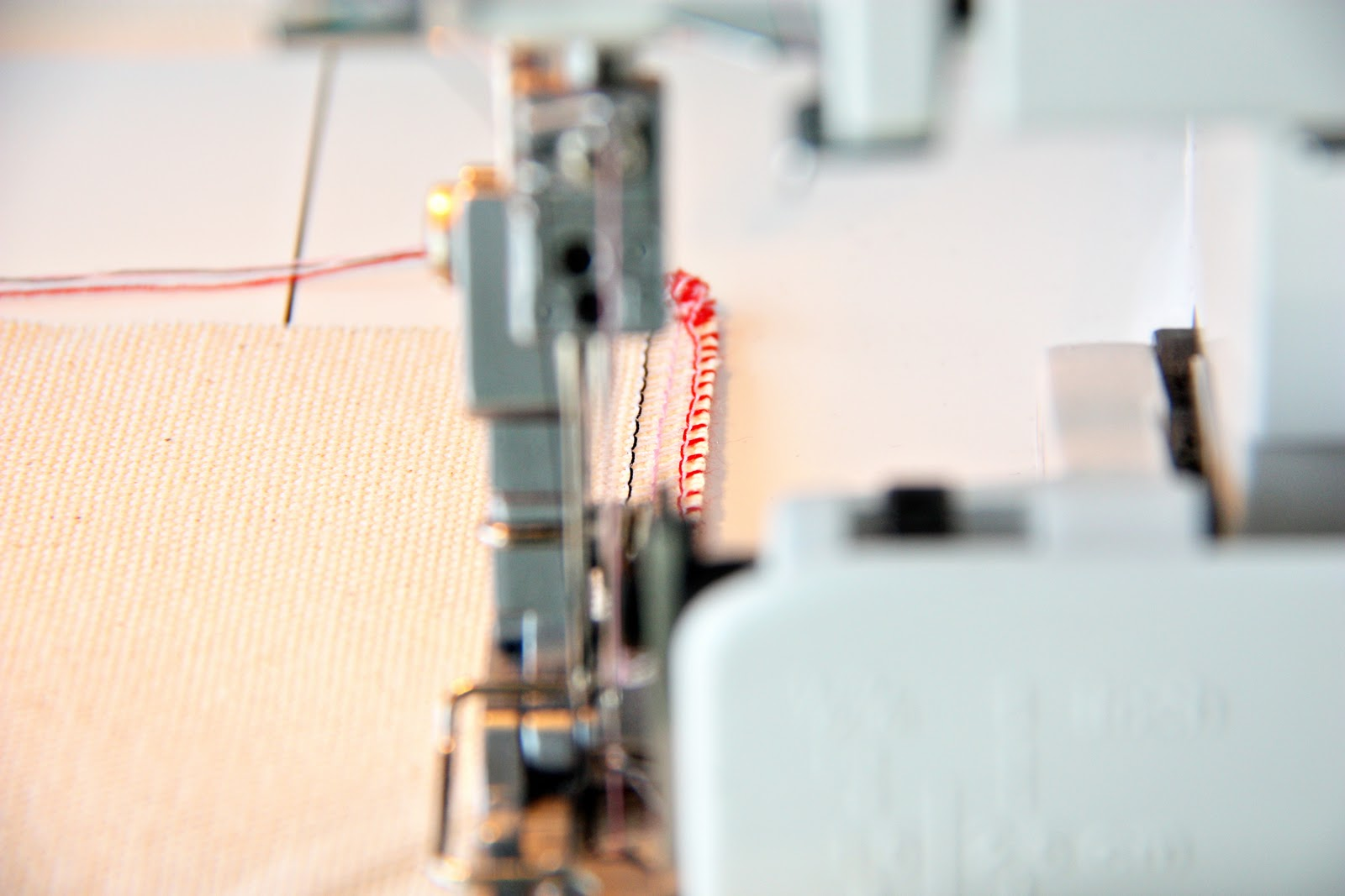 Using a Serger… – Make It and Love It