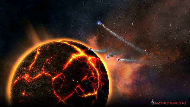 Endless Space Disharmony Gameplay Screenshot 4