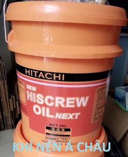 hitachi new hiscrew oil next