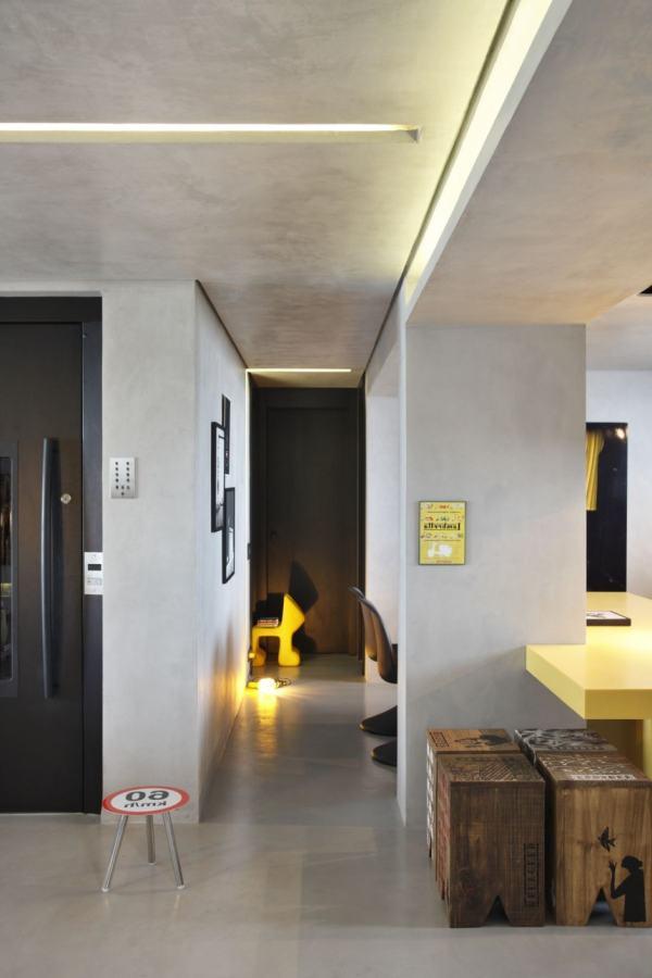 Corridor House - Domus |House Corridors