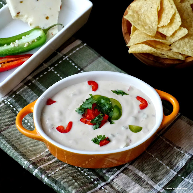 Queso Blanco Dip ~ Day 152