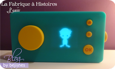 Lunii - La fabrique à Histoires pour enfants
