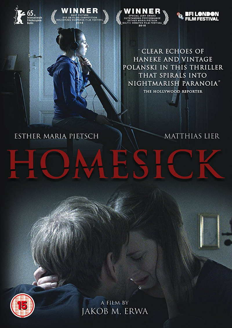 homesick movie poster
