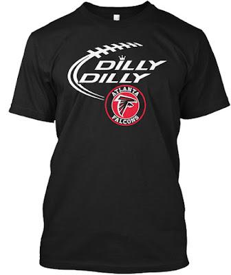 Atlanta Falcons Dilly Dilly T-Shirt