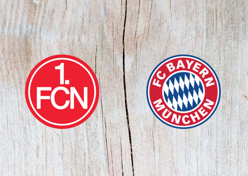 Nurnberg vs Bayern Munich Full Match & Highlights 28 April 2019