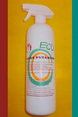 Con Jabón Potásico de Sastrería Vegetal el mejor Fungicida e Insecticida