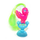 Pink Bird with Yellow Hair Jewellery Birds Fairy Tail Figure