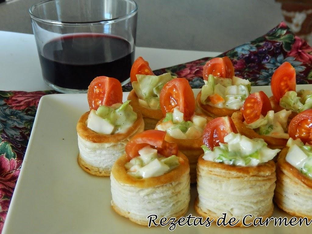 Rezetas de carmen recopilatorio de recetas de canape y for Recetas para canape