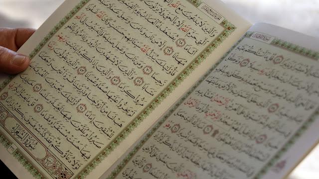 Bacaan Arab Al Quran Surat Maryam Ayat 1-98 dan Terjemahan Bahasa Indonesia dan Inggris