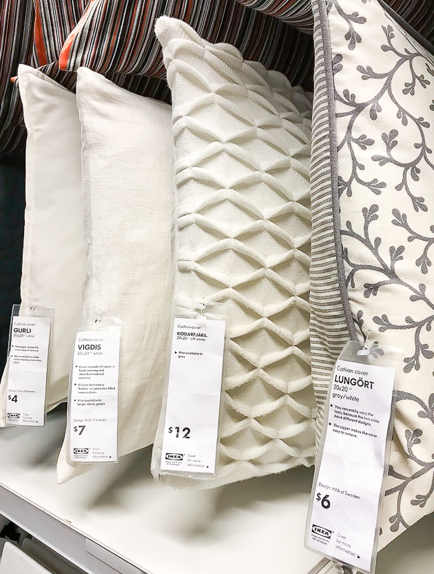 affordable decor essentials from ikea