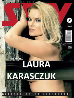 Download Revista Sexy: Laura Karasczuk – Setembro 2017