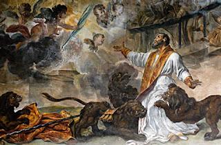 Resultado de imagem para martires da igreja primitiva