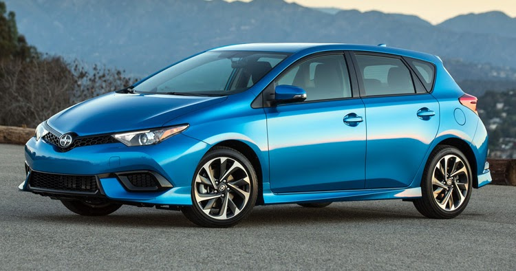 2016 scion im is a toyota auris in disguise for u s priced under 20k. Black Bedroom Furniture Sets. Home Design Ideas