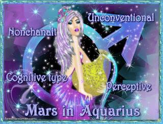 Aquarius-mars