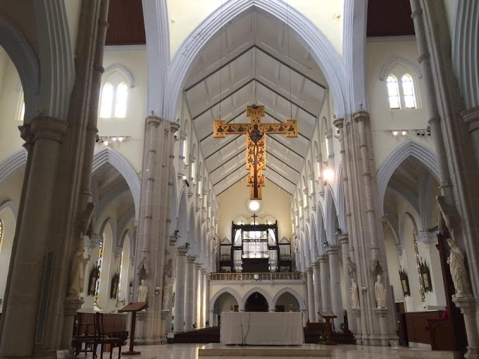【遊走中環】宗教古蹟 聖母無原罪主教堂