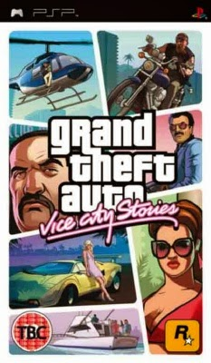 Grand Theft Auto Vice City Stories PSP Game for Android