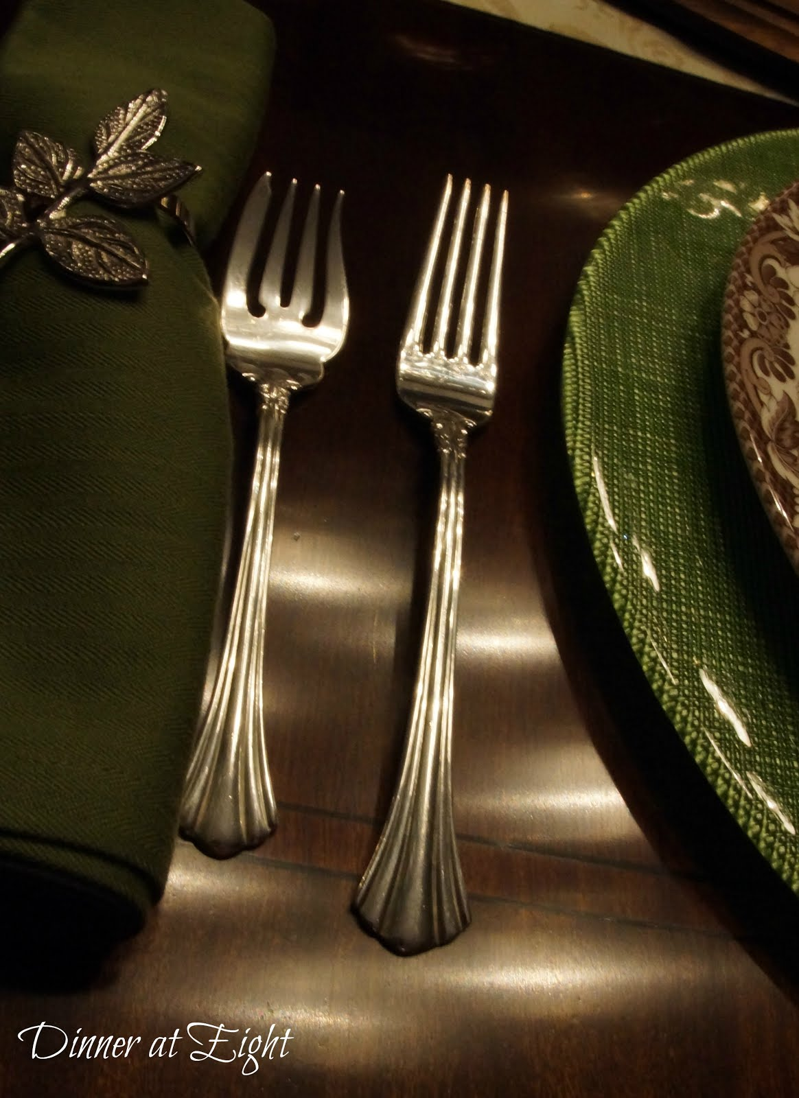 British Sterling Silver Birds For Dining Room