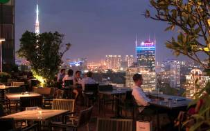 Rooftop Bar Ho Chi Minh City New Years Eve 2020, Rooftop new years eve 2020 ho chi minh city, NYE 2020 Rooftops Ho Chi Minh City