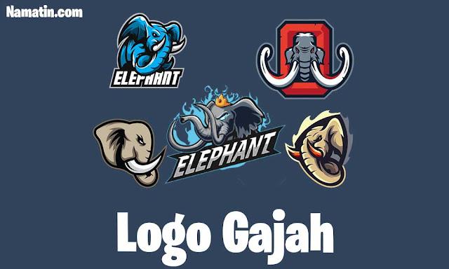 logo gajah