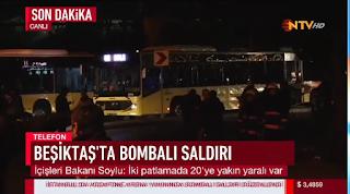 Bombalı saldırı
