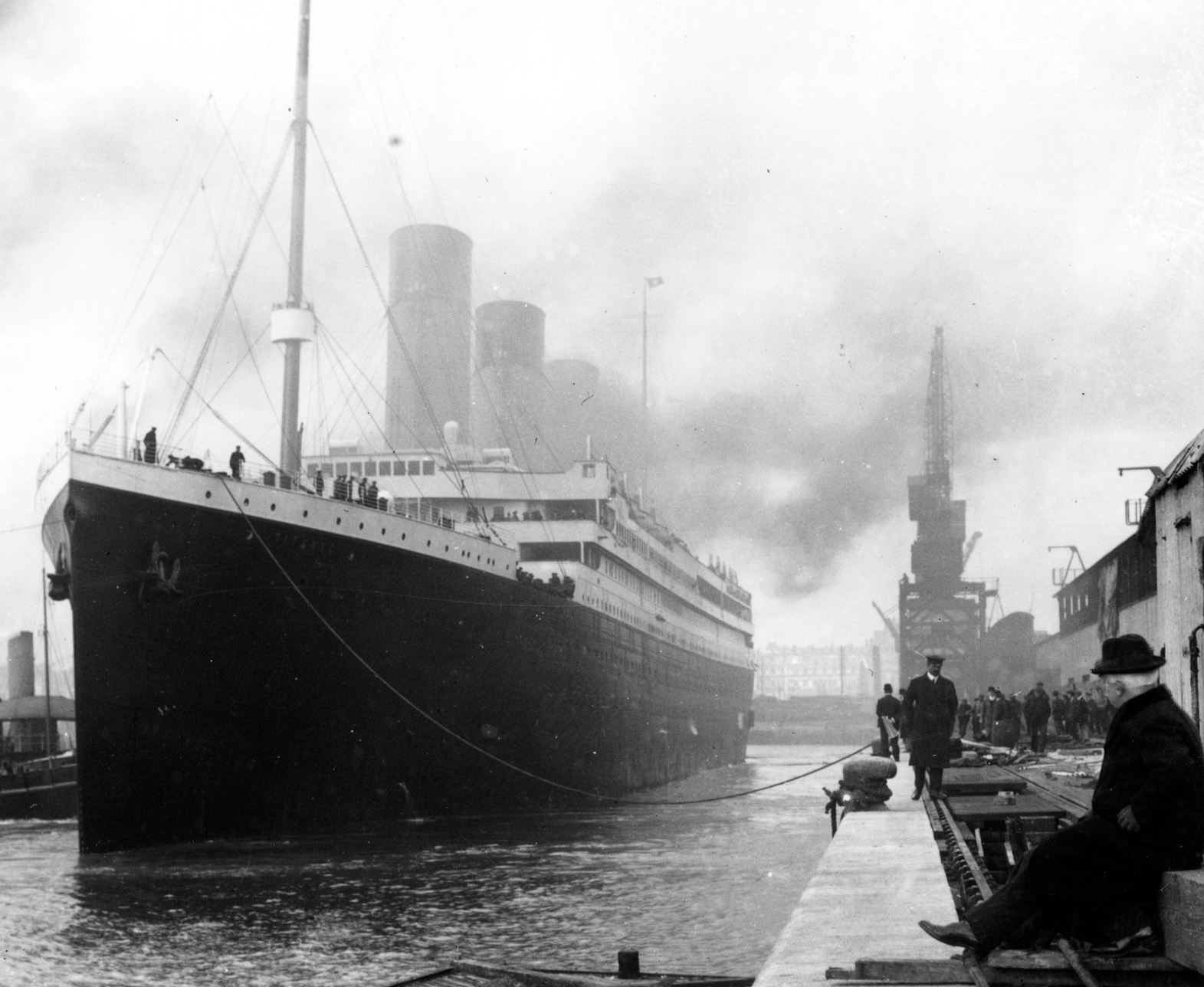 Travel Team Travel Secrets: Titanic II to be Built