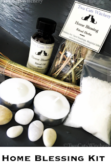 home blessing spell kit