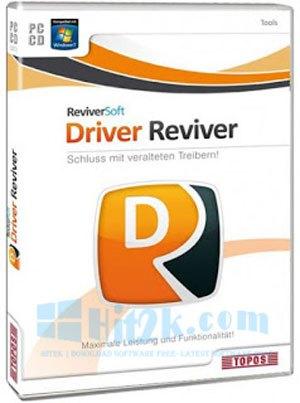 Driver Reviver 5.8 [Free] Full Version