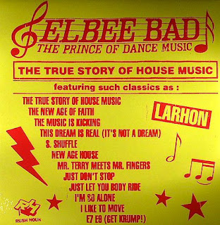 Vinyl x change download elbee bad the prince of for House music labels