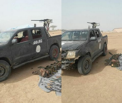 nigerian soldiers kill fleeing boko haram sambisa