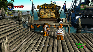 LEGO Pirates Of The Caribbean (X-BOX 360) 2011