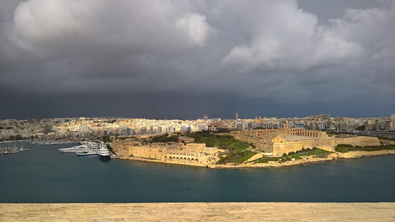 Garden Centre: TravelMarx: Six Days In Malta