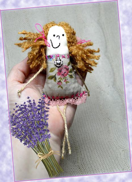текстильные куколки своими руками