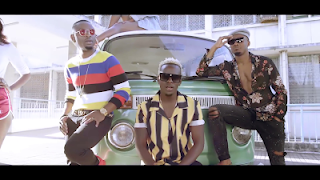 Video Willy Paul ft Alikiba x Ommy Dimpoz - Nishikilie Mp4 Download