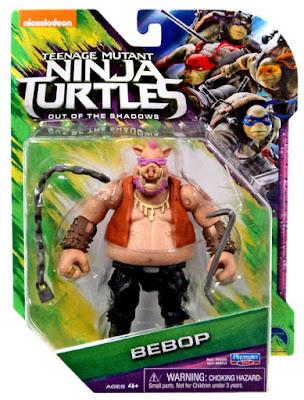 TOYS : JUGUETES - Teenage Mutant Ninja Turtles 2  Bebop | Figura - Muñeco | 2016 | PELICULA  Out of the Shadows : Fuera de las Sombras  Producto Oficial Pelicula 2016 | A partir de 4 años  Comprar en Amazon España & buy Amazon USA