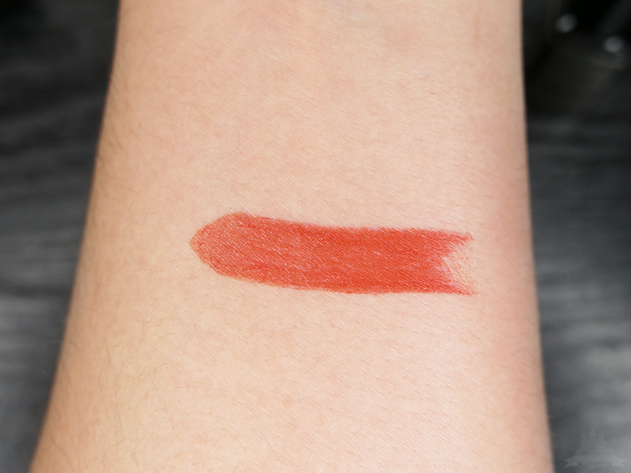 "Reviderm Mineral Boost Lipstick ""Golden Ginger"" Swatch"