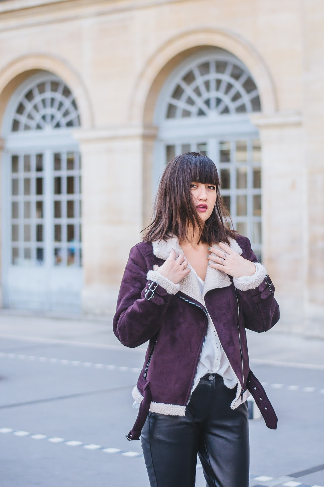 leather pants-mode-style-look-fashion-blogger-streetstyle-paris-parisian