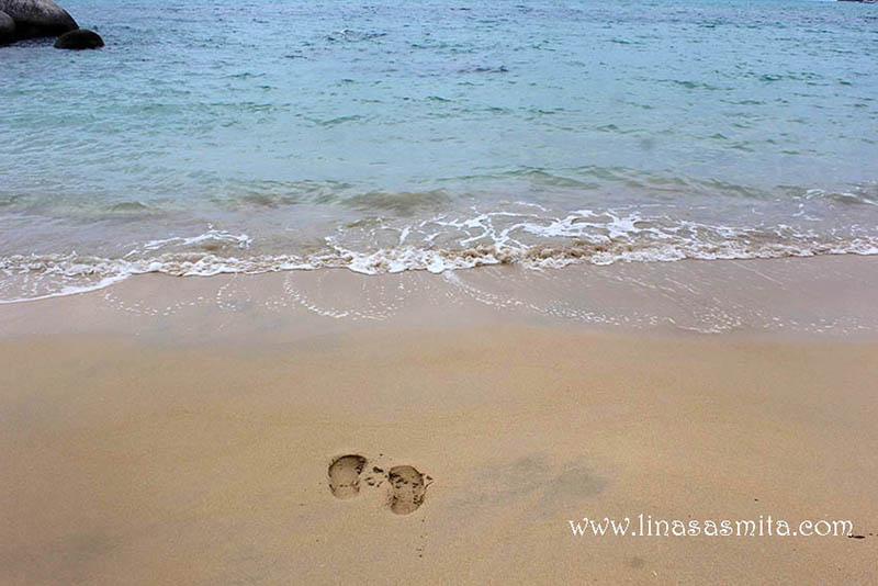 Pantai Batu Kasah Natuna